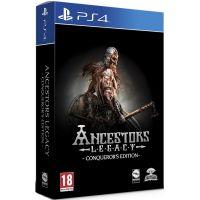 Ancestors Legacy: Conqueror's Edition (русская версия) (PS4)