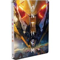 Anthem. Limited Steelbook Edition (русская версия) (PS4)