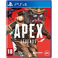 Apex Legends. Bloodhound Edition (русская версия) (PS4)