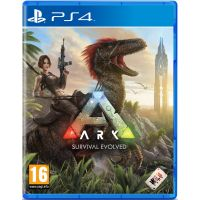 ARK: Survival Evolved (русская версия) (PS4)