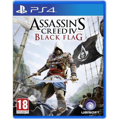 Assassin's Creed IV: Black Flag (русская версия) (PS4)