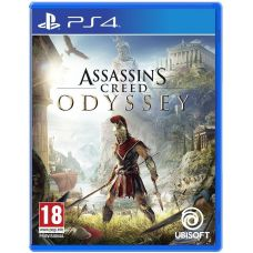 Assassin's Creed Odyssey/Одиссея (русская версия) (PS4)
