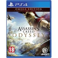 Assassin's Creed Odyssey/Одиссея. Omega Edition (русская версия) (PS4)