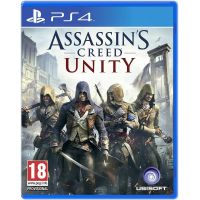 Assassin's Creed Unity (русская версия) (PS4)