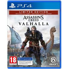 Assassin's Creed Valhalla\Вальгалла Limited Edition (русская версия) (PS4)