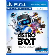 Astro Bot Rescue Mission VR (русская версия) (PS4)
