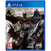 Batman: Arkham Collection Edition (русская версия) (PS4)