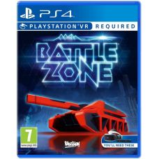 Battlezone VR (русская версия) (PS4)