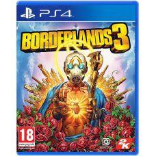Borderlands 3 (русская версия) (PS4)