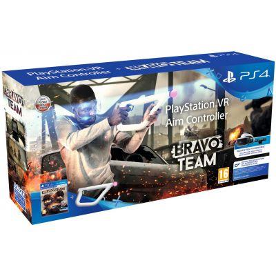 Bravo Team VR ( русская версия) (PS4) + Aim Controller