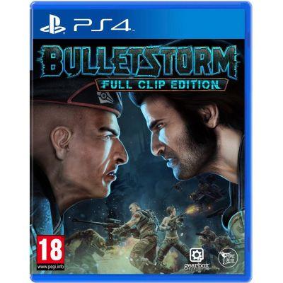 Bulletstorm: Full Clip Edition (русская версия) (PS4)