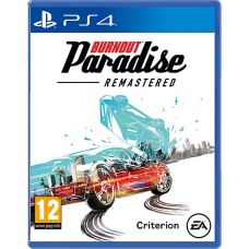 Burnout Paradise Remastered (русская версия) (PS4)