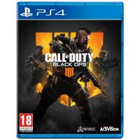 Call of Duty: Black Ops 4 (русская версия) (PS4)