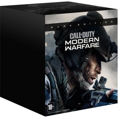 Call of Duty: Modern Warfare Dark Edition (русская версия) (PS4)