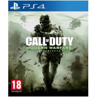 Call of Duty: Modern Warfare Remastered (русские версии) (PS4)