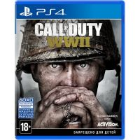 Call of Duty: WWII (русская версия) (PS4)