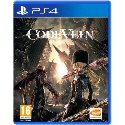 Code Vein (русская версия) (PS4)