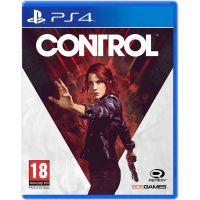 Control (русская версия) (PS4)