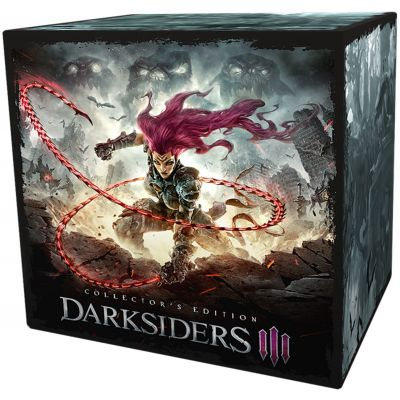 Darksiders III Collector's Edition (русская версия) (PS4)