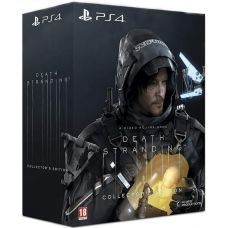 Death Stranding. Collector's Edition (русская версия) (PS4)