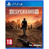 Desperados III (русская версия) (PS4)