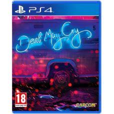 Devil May Cry 5 Steelbook Edition (русская версия) (PS4)