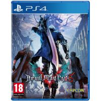 Devil May Cry 5 (русская версия) (PS4)