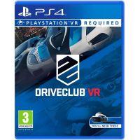 Driveclub VR (русская версия) (PS4)