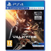 Eve Valkyrie VR (английская версия) (PS4)