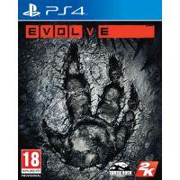 Evolve (русская версия) (PS4)