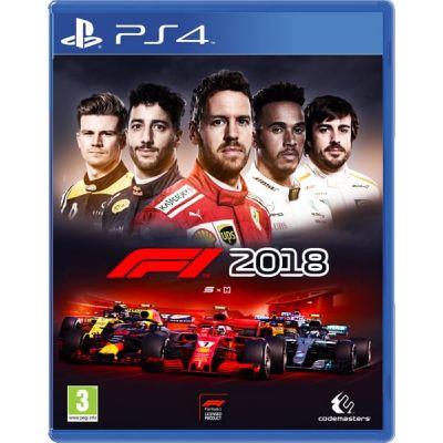 F1 2018 (русская версия) (PS4)