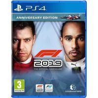 F1 2019 Anniversary Edition (русская версия) (PS4)