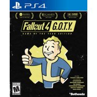 Fallout 4. Game of the Year Edition (русская версия) (PS4)