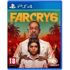 Far Cry 6 (русская версия) (PS4)