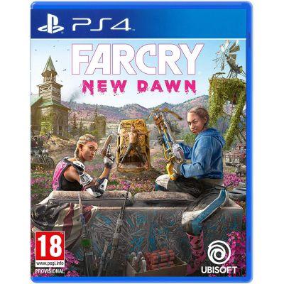 Far Cry New Dawn (русская версия) (PS4)