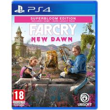Far Cry New Dawn. Superbloom Edition (русская версия) (PS4)