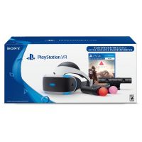 PlayStation VR + Камера + PlayStation Move + Игра Farpoint