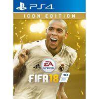 FIFA 18 ICON Edition (русская версия) (PS4)