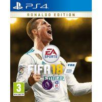 FIFA 18 Ronaldo Edition (русская версия) (PS4)