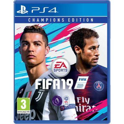 FIFA 19 Champions Edition (русская версия) (PS4)