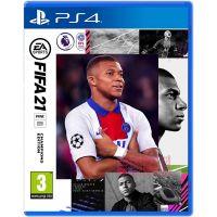 FIFA 21 Champions Edition (русская версия) (PS4)
