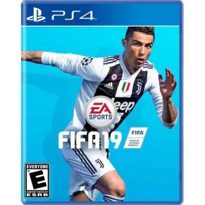 FIFA 19 (английская версия) (PS4)