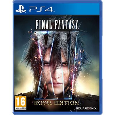 Final Fantasy XV (Royal Edition) (русская версия) (PS4)