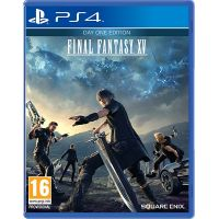 Final Fantasy XV (Day One Edition) (русская версия) (PS4)