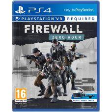 Firewall: Zero Hour VR (русская версия) (PS4)