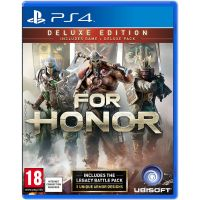For Honor Deluxe Edition (русская версия) (PS4)