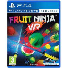 Fruit Ninja VR (русская версия) (PS4)