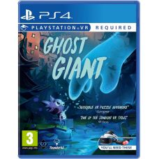 Ghost Giant VR (английская версия) (PS4)