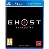Ghost of Tsushima (русская версия) (PS4)