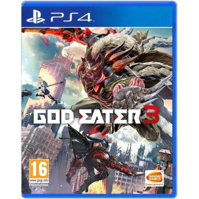 God Eater 3 (русская версия) (PS4)